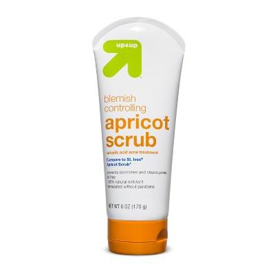 Apricot Blemish Scrub 6oz - up & up™