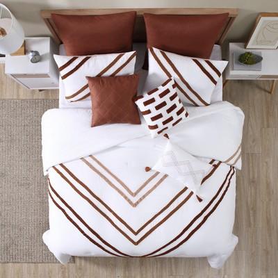 Modern Threads 8 Piece Comforter Set, Guilia,.
