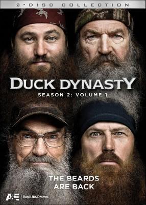 Duck Dynasty: Season 2, Vol. 1 (DVD)