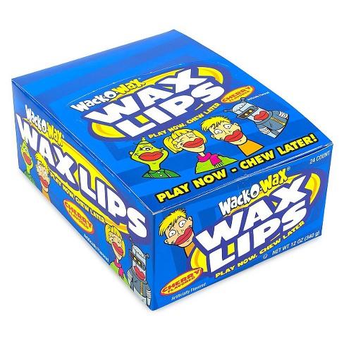 Wack-O-Wax Lips - 24ct - image 1 of 2