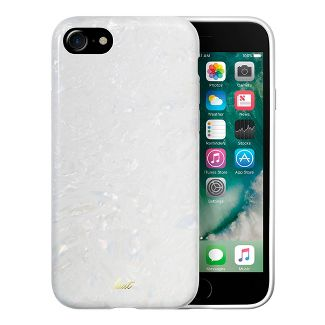 LAUT Apple iPhone 8/7/6s/6 Pop Case - Arctic Pearl