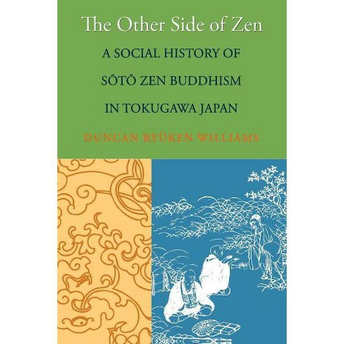 The Other Side of Zen - (Buddhisms) by  Duncan Ry Williams (Paperback) - image 1 of 1