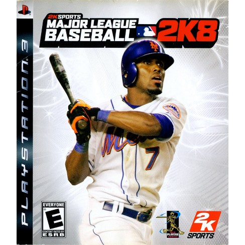 Major League Baseball 2K8 PRE-OWNED PlayStation 3 - image 1 of 1
