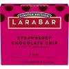 Larabar Strawberry Chocolate Chip The Original Fruit & Nut Food Bars - 8oz - image 2 of 3