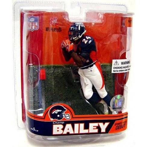 McFarlane Toys NFL Denver Broncos Sports Picks Series 16 Champ Bailey Action Figure - image 1 of 1