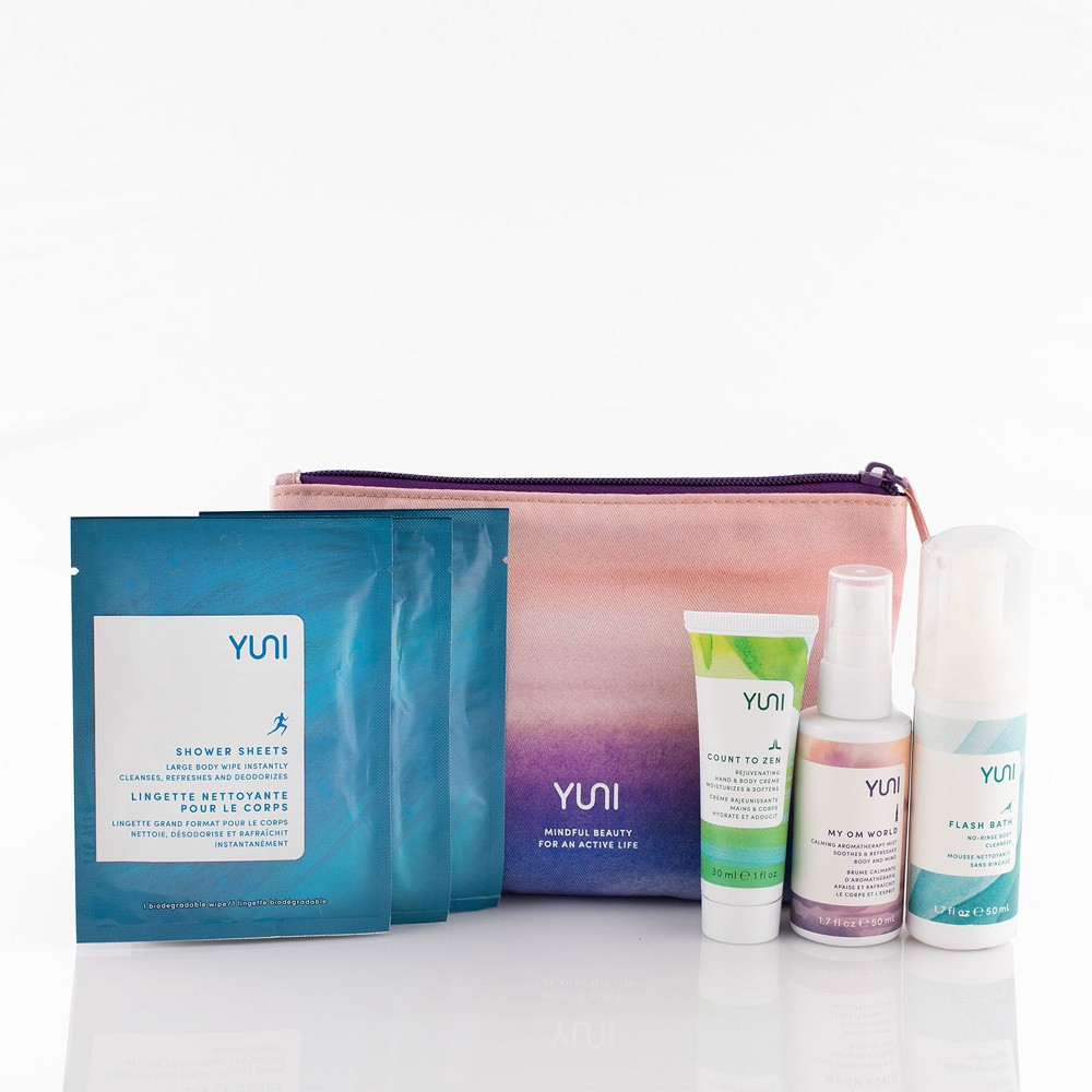 Image of YUNI Beauty On the Run Travel Kit