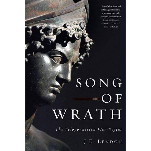 Song of Wrath - by  J E Lendon (Paperback) - image 1 of 1