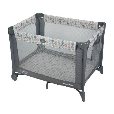 Graco Pack 'n Play Portable Playard - Hipster Safari