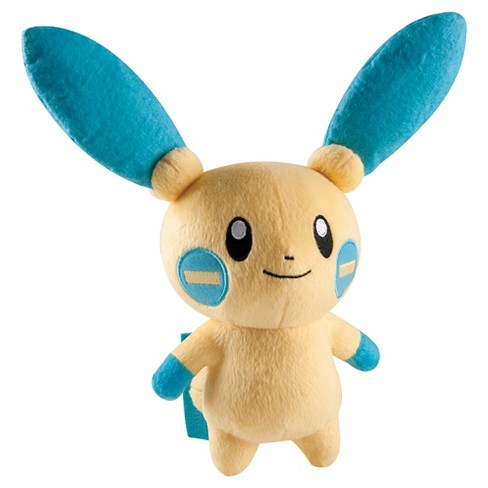 Pokémon Minun Plush, Small - image 1 of 2