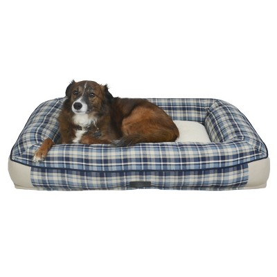 Sporting Dog Solutions Rectangle Bolster Dog Bed - Small