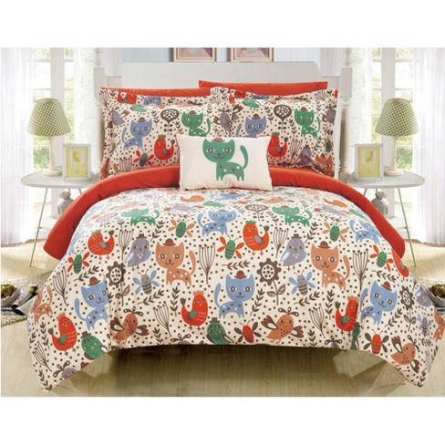 6pc Twin Tiggy Bed In A Bag Comforter