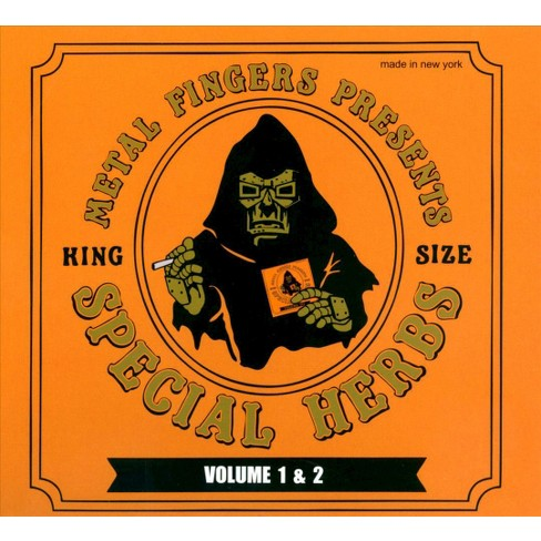 MF Doom - Special Herbs Vol. 1 & 2 (CD) - image 1 of 1