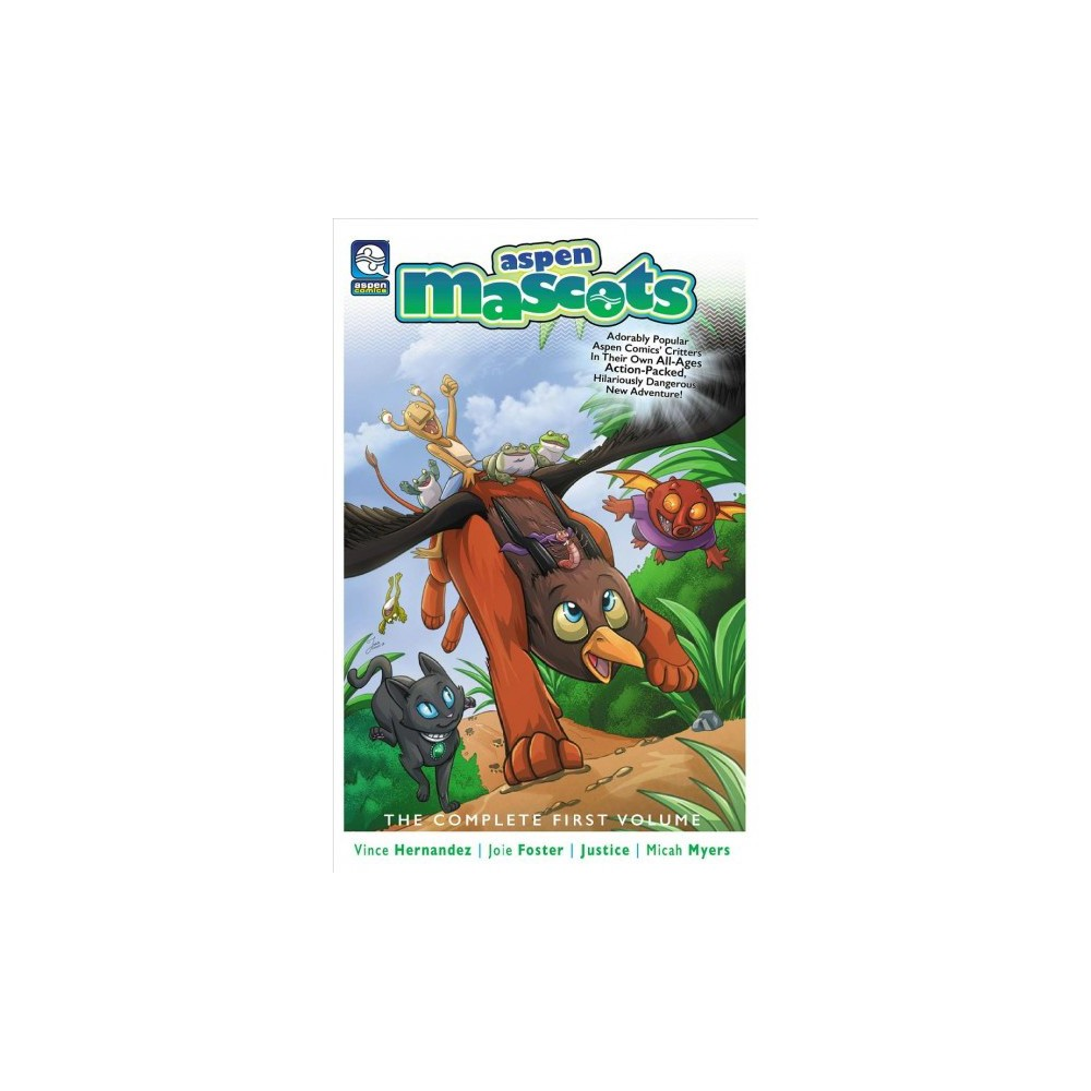 Aspen Mascots 1 : The Complete Collection - (Aspen Mascots) by Vince Hernandez (Paperback)