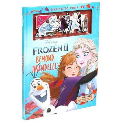 Disney Frozen 2: Magnetic Hardcover - by Sally Little