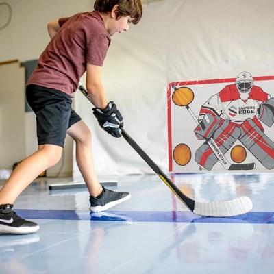 Snipers Edge Hockey Slick Tiles - Dryland Hockey Flooring (Shoes or In-Line Skates)