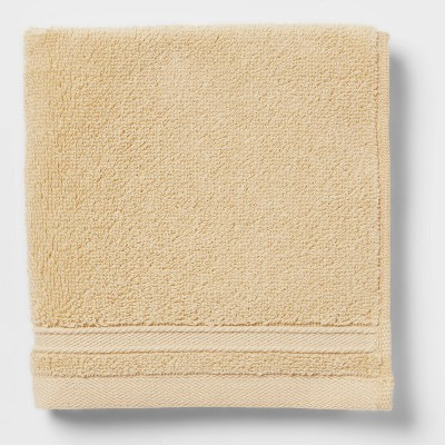Performance Washcloth Yellow - Threshold™