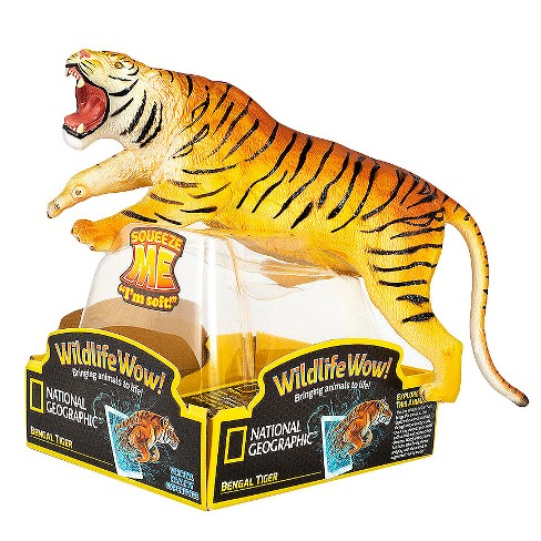 National Geographic Wildlife Wow Bengal Tiger Target