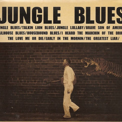 C.W. stoneking - Jungle blues (CD) - image 1 of 1