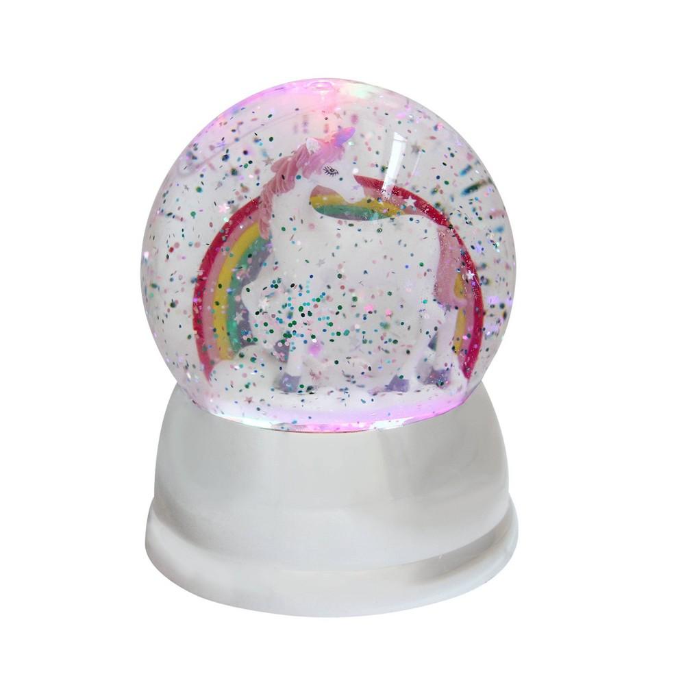 Image of Unicorn Snowglobe USB, water globes