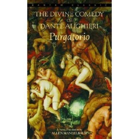 Purgatorio - (La Divina Commedia) by  Dante (Paperback) - image 1 of 1