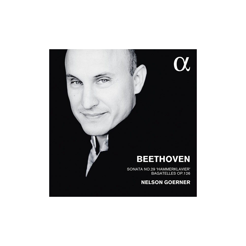 Nelson Goerner - Beethoven:Son No 29 & Bagatelles Op 1 (CD)