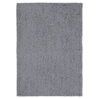 Mohawk Looped Memory Foam - Gray Mist (17 x24 )