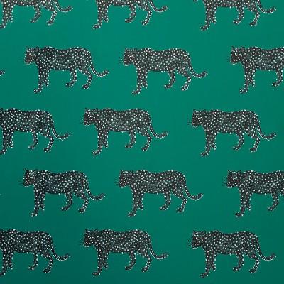 Panther Peel & Stick Wallpaper Green - Opalhouse™