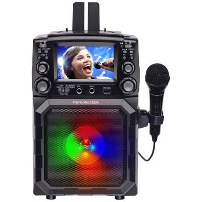 Karaoke USA Portable CDG/MP3 Karaoke Player (GQ450)