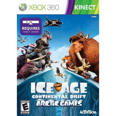Ice Age: Continental Drift Xbox 360