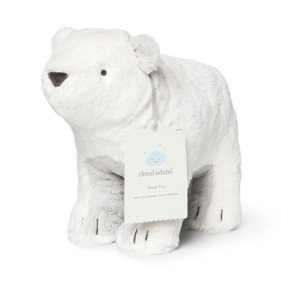 Plush Polar Bear - Cloud Island™ Beige