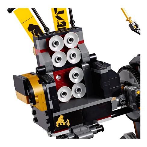 Lego Ninjago Quake Mech 70632 Target