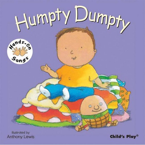 Humpty Dumpty - (Hands-On Songs) (Board_book) - image 1 of 1