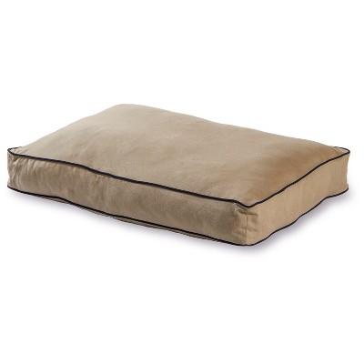 Kensington Garden Rectangle Indoor/Outdoor Dog Bed - Graystone