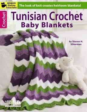 Tunisian Crochet Baby Blankets (Paperback)