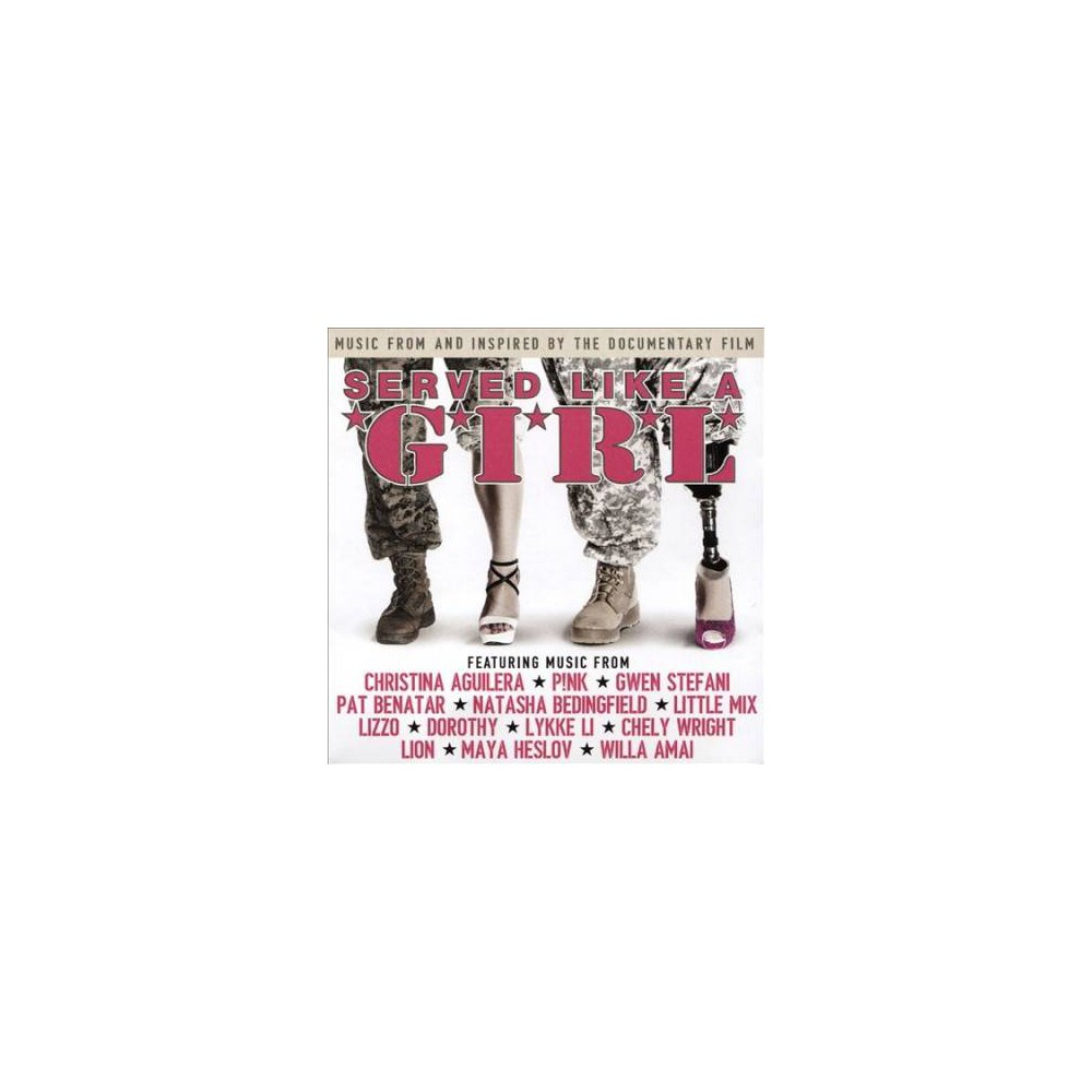 Various - Served Like A Girl (Ost) (CD)