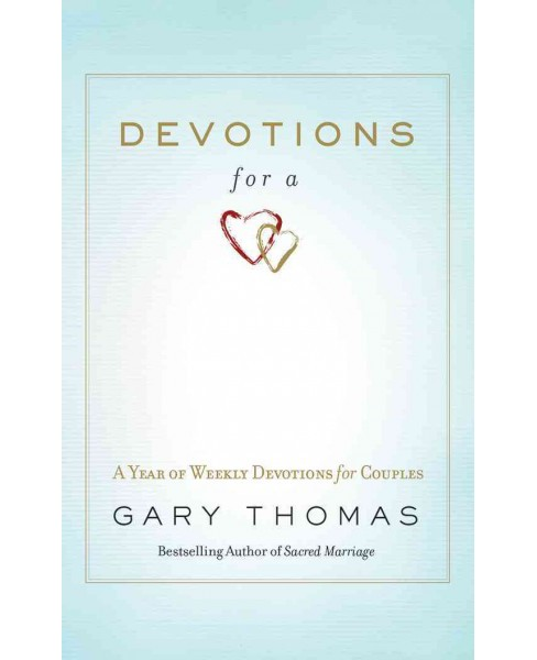 Devotions for a Sacred Marriage : A Year of Weekly Devotions for Couples (Unabridged) (CD/Spoken Word) - image 1 of 1