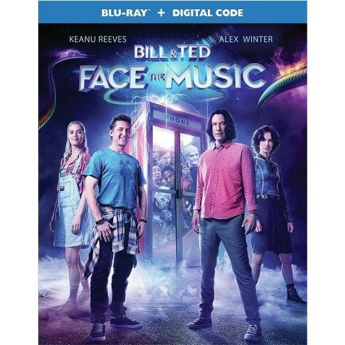 Bill & Ted Face the Music (Blu-ray + Digital) - image 1 of 1