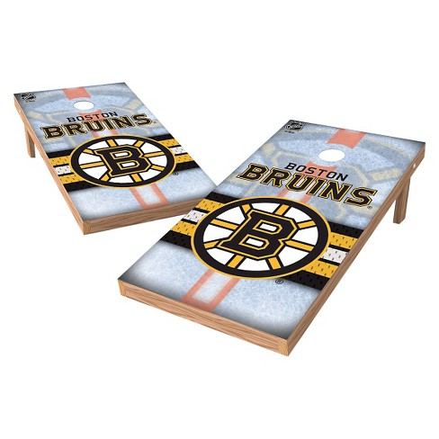 NHL Wild Sports XL Shield Design Cornhole Bag Toss Set - 2x4 ft. - image 1 of 1