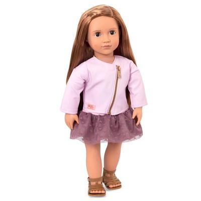 "Our Generation Vienna 18"" Fashion Doll"