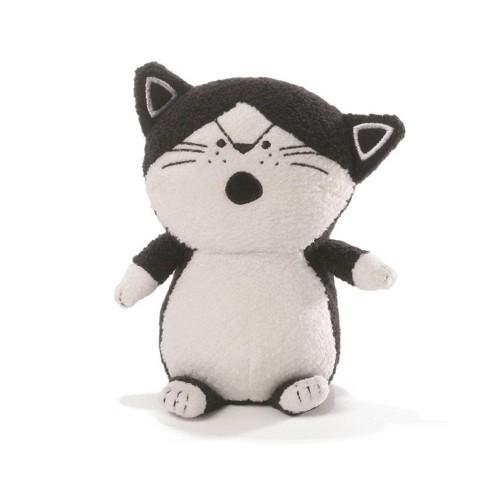 "Enesco Lupp the Cat Sitting 6"" Beanbag Plush - image 1 of 1"