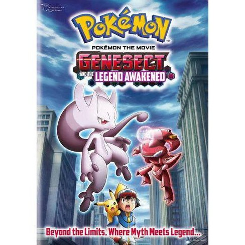 Pokemon the Movie: Genesect and the Legend Awakened (DVD) - image 1 of 1