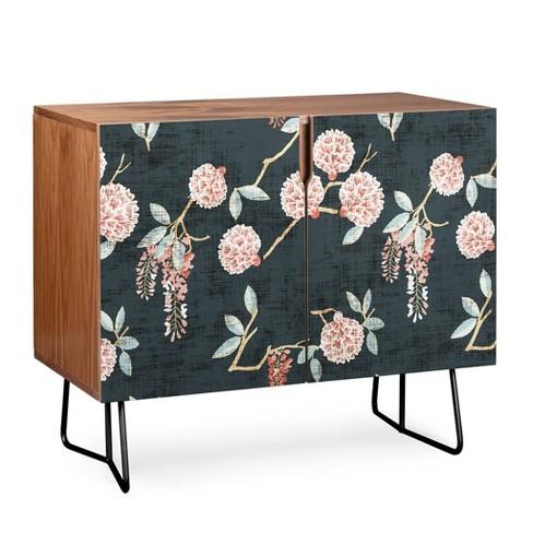 Holli Zollinger Floralista Credenza - Deny Designs - image 1 of 2
