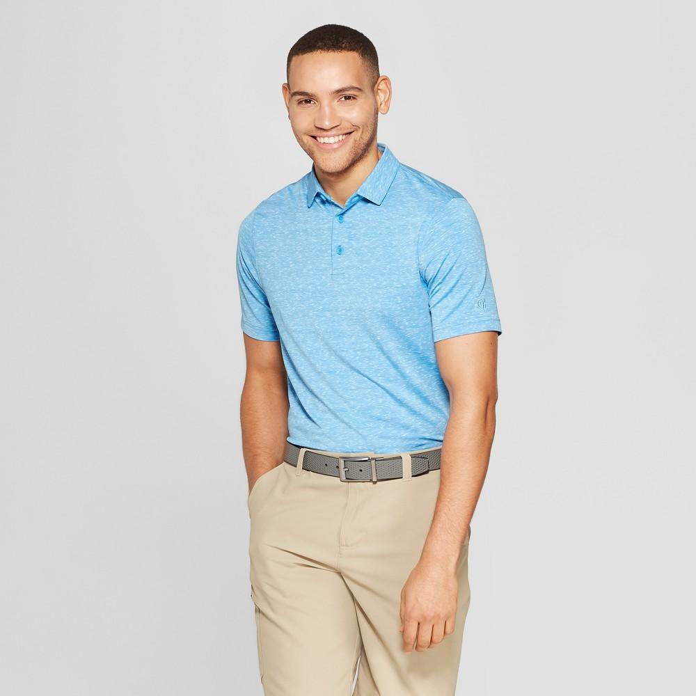 cb0eb7a47bac Mens Golf Polo Shirt C9 Champion Active Blue L