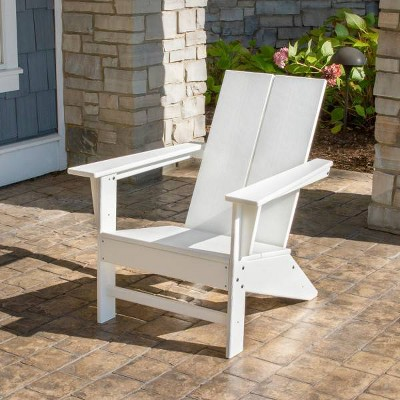 Moore POLYWOOD Adirondack Chair White - Project 62™