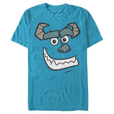 Men's Monsters Inc Sulley Face T-Shirt