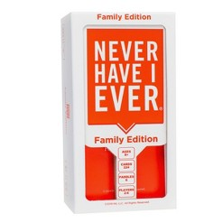 Never Have I Ever Family Edition Game