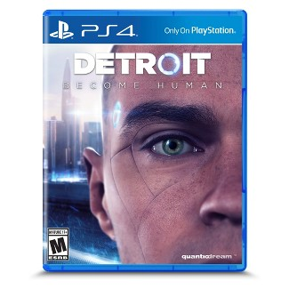 Detroit: Become Human - PlayStation 4