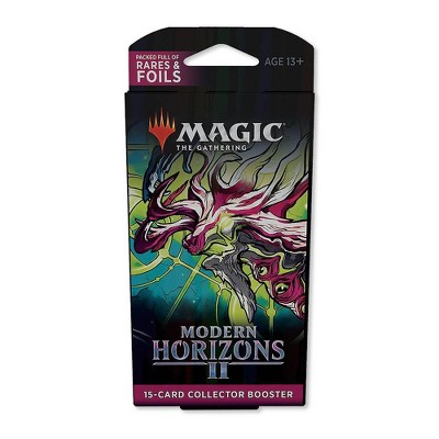 Magic: The Gathering Modern Horizons II 15-Card Collector Booster