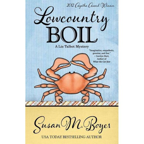 Lowcountry Boil - by  Susan M Boyer (Paperback) - image 1 of 1