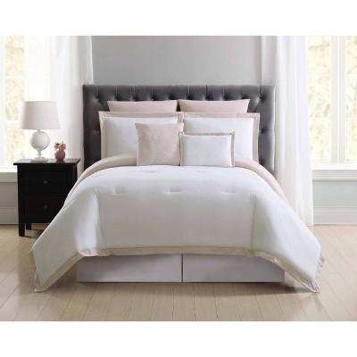 Truly Soft Everyday Hotel Border Comforter Set